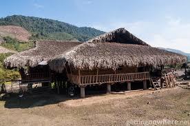 Traditional House Arunachal Pradesh Gettingnowhere Net