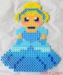 Beaded Chandelier Etsy Cinderella Perler Bead Art Disney Princess By Fredandlolas On Zibbet