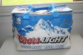 coors light 36 pack price coors light 6 pack beer tin vintage 9 50 picclick