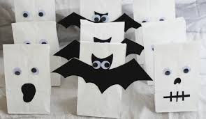 3 diy halloween treat bags video crafts for kids pbs parents
