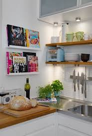 shelf ideas for kitchen 15 unique kitchen ideas for storing cookbooks