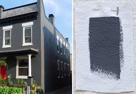 black houses home exterior paint ideas exterior paint colors grey