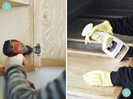 How To Touch Up Wood Cabinets 231 Best Kitchen Cabinet Re Do Ideas Images On Pinterest