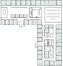 admin building floor plan administration building