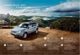 2012 Subaru Forester Interior 2012 Subaru Forester For Sale Fl Subaru Dealer Near Panama City