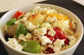 vegetables goat cheese u0026 quinoa the candida diet