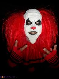 Scary Clown Halloween Costumes Adults Creepy Clown Party Scary Creepy Mask Halloween Clowns Costumes