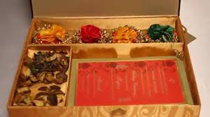 Indian Wedding Card Box Ceremonial Invitation Card By Laxmi Singla Youtube