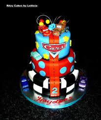disney cars cake by leiticia rice cakecentral com