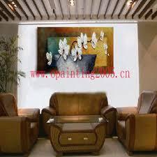 sofa wall background paintings handmade living room painting