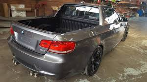 luxury bmw m3 bmw e92 m3 pickup truck
