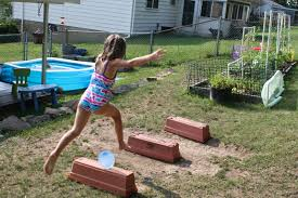 backyard obstacle course ideas home outdoor decoration