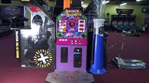 halloween spiders for sale spider stompin arcade kiddie redemption primetime amusements
