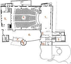 floor plan theater facility rental pantages playhouse theatre serving winnipeg s