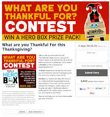 30 amazing exles of branded contests done right