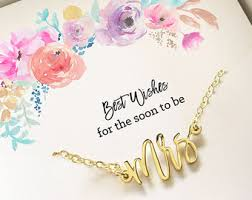 best bridal gift bridal shower gift etsy