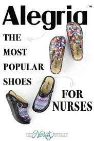 Comfortable Shoes After Foot Surgery Most Popular Shoes For Nurses Alegria Clog