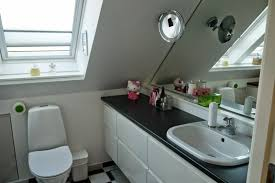 Loft Bathroom Ideas by Utilizing The Loft Into A Beautiful Bathroom Orchidlagoon Com