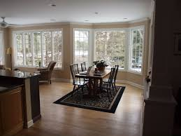 Sunroom Dining Room Ideas Budget Conscious Sunroom Addition Traditional Dining Room