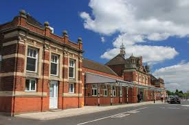 Colchester railway station