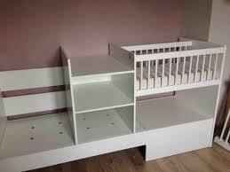 chambre bébé vertbaudet lit bébé 4 en 1 evolunid avec plan à langer vertbaudet avis