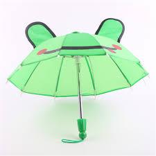 aliexpress com buy doll accessories 6color outdoor umbrella fits