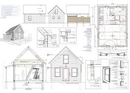 free cabin floor plans free tiny house plans with loft emejing contemporary photos
