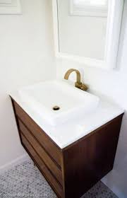 super smalloom sinks very sink ideas corner cabinet tiny pedestal