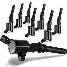 amazon com eccpp ignition coils curved for ford lincoln mercury