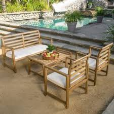 Wood Patio Furniture Outdoor Inside Decor - Wood patio furniture