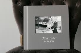 leather wedding photo album year end heirloom album sale leather craftsmen wedding albums