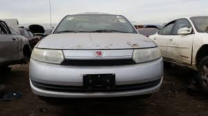 opel saturn junkyard find 2004 saturn ion sedan with manual transmission