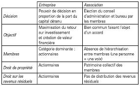 association bureau conseil d administration conclusion cairn info