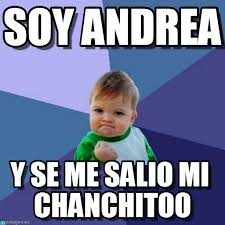 Meme Andrea - andrea meme bigking keywords and pictures