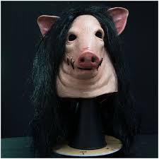 saw pig mask halloween mask horror mask uk stock
