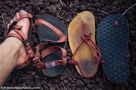 the guide to minimalist sandals adventurous habits the science