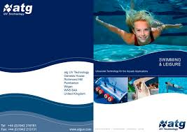 swimming pools atg uv technology pdf catalogue technical