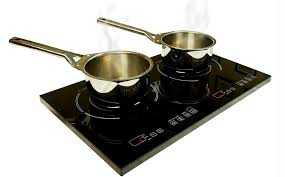 Portable Induction Cooktops Reviews Review Of True Induction S2f3 Double Burner