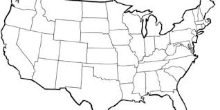 map of united states and canada map of canada and the united states major tourist inside