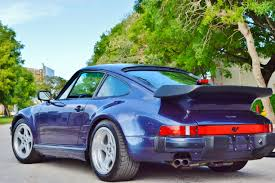 ruf porsche 1986 porsche 930 turbo ruf btr spec real muscle exotic