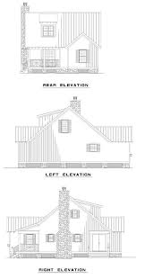 Floor Plans And Elevations Of Houses House Plan 62114 At Familyhomeplans Com