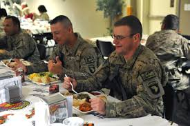 military thanksgiving u s department of defense photo essay