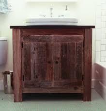 reclaimed wood vanity cabinet furnitureteams com