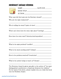 book report template 5th grade book report exles 5th grade archives high professional