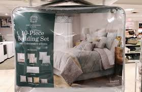 home expressions 10 pc queen comforter sets only 104 99 20 00