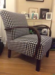 Gingham Armchair Bespoke Projects U2014 Rjh Collection