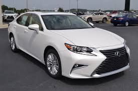 lexus es sedan 2017 new 2017 lexus es es 350 4dr car in macon l17654 butler auto group