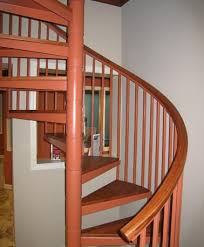 Oak Banister Coral Interior Spiral Stairs Interior Oak Spiral Staircases