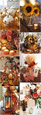 fall wedding decoration ideas best 25 fall wedding centerpieces ideas on fall