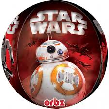 wars balloons delivery disney wars orbz balloon 16